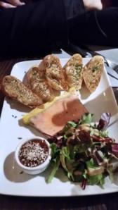 Foie gras Bang